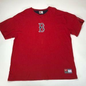 NIKE  BOSTON RED SOX Shirt Size XXL